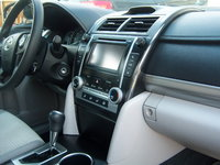 Picture of 2012 Toyota Camry LE, interior