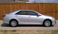 Picture of 2012 Toyota Camry LE, exterior