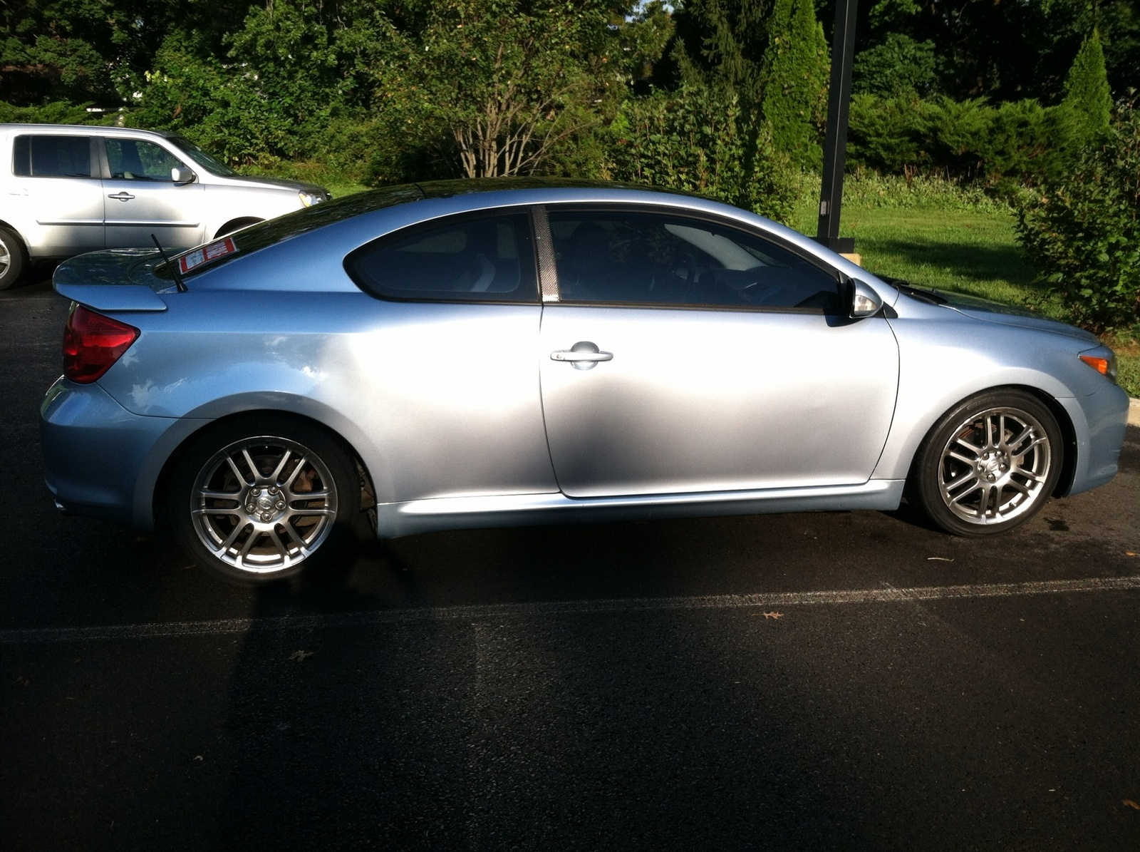 Scion Tc Sport Coupe Pic