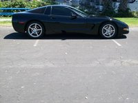 Picture of 2002 Chevrolet Corvette Coupe, exterior