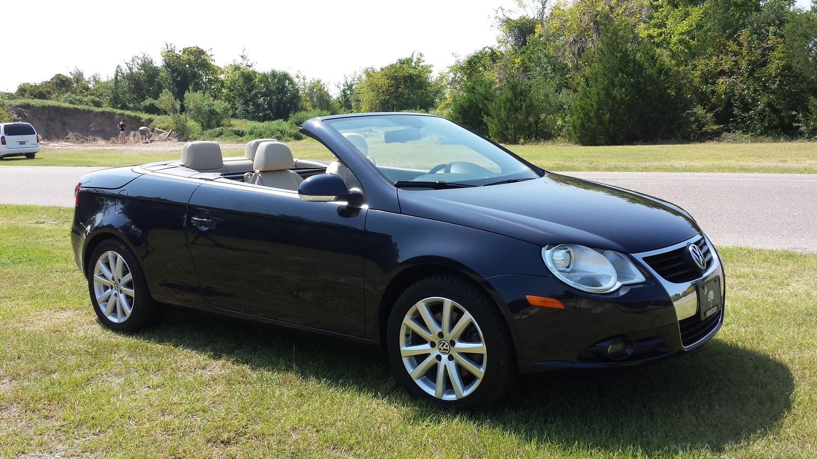 2007 volkswagen eos pictures cargurus. Black Bedroom Furniture Sets. Home Design Ideas