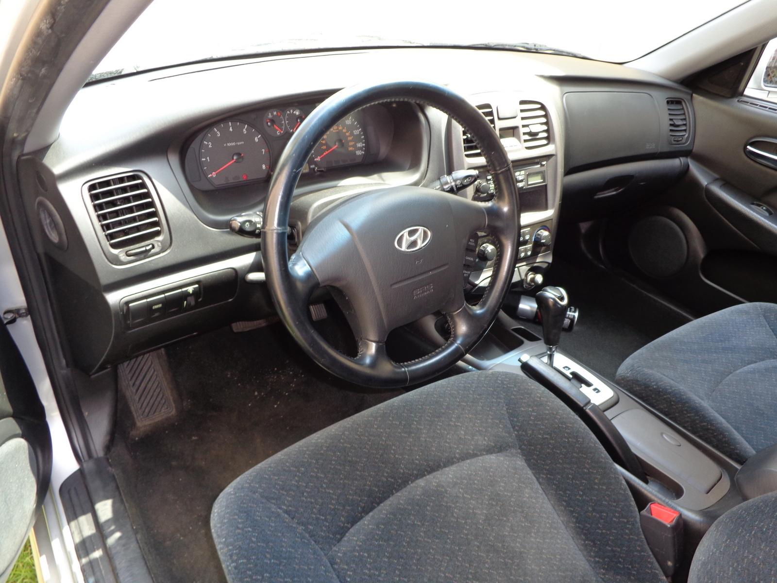 2005 Hyundai Sonata Interior Pictures Cargurus