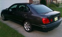 Picture of 2002 Lexus GS 300 Base, exterior