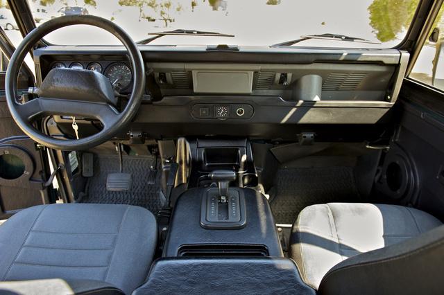 1997 Land Rover Defender Pictures Cargurus