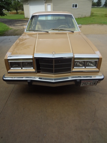 Picture of 1985 Chrysler Fifth Avenue
