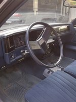 Picture of 1987 Chevrolet El Camino SS, interior