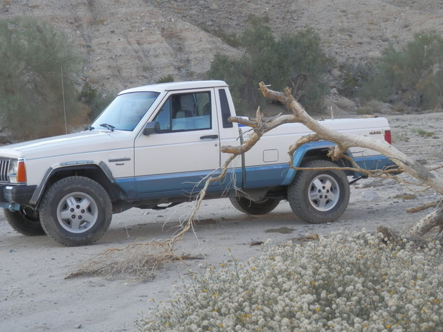 Picture of 1987 Jeep Comanche