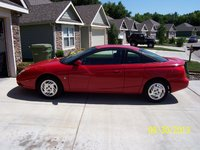 Picture of 2001 Saturn S-Series 3 Dr SC2 Coupe, exterior, gallery_worthy