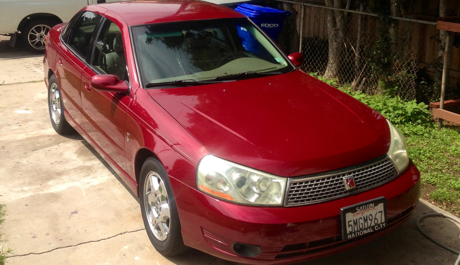 2004 Saturn L300 - Overview