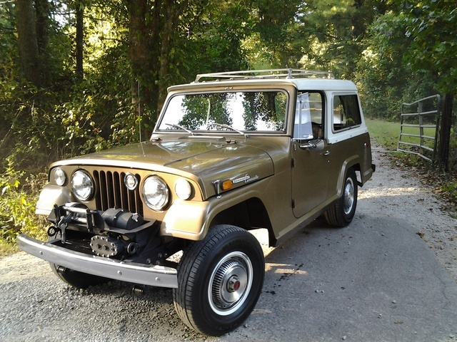 Picture of 1970 Jeep Wagoneer, exterior, gallery_worthy