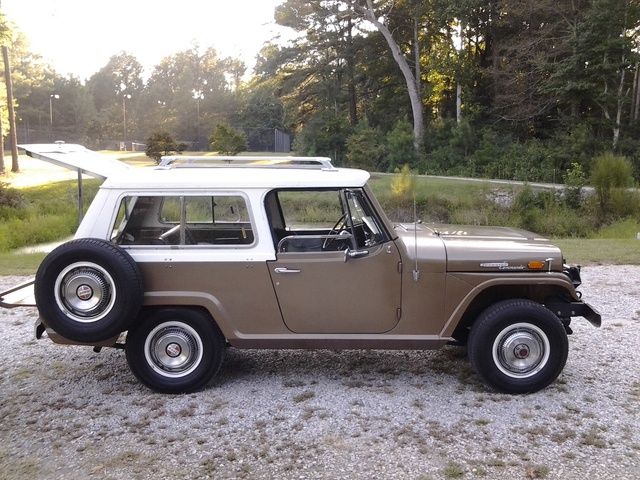 Picture of 1970 Jeep Wagoneer