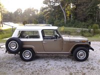1970 Jeep Wagoneer Overview