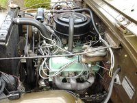 Picture of 1970 Jeep Wagoneer, engine