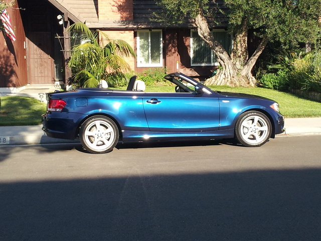 Picture of 2013 BMW 1 Series 128i Convertible RWD, exterior, gallery_worthy