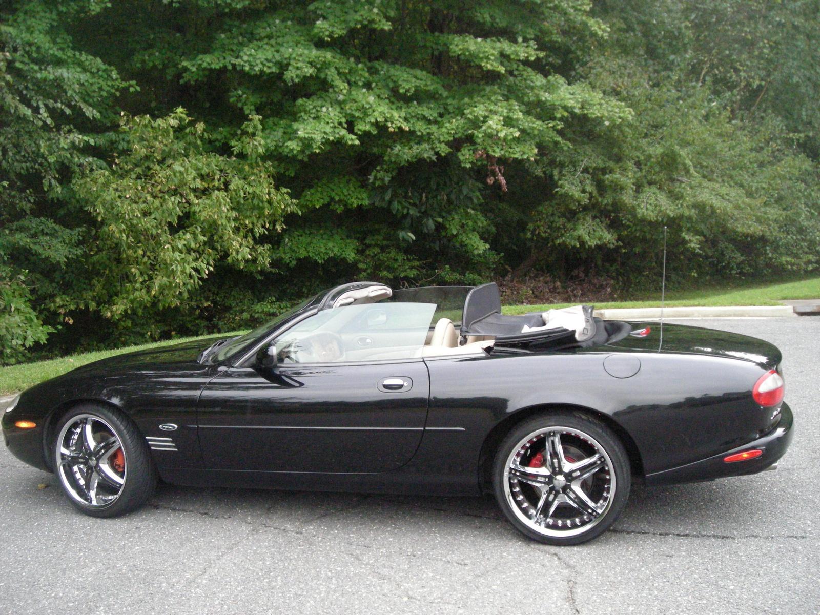 1999 Jaguar XK-Series - Pictures - CarGurus