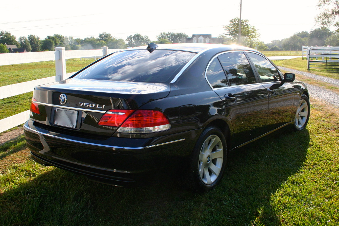 2006 Bmw 750i >> 2006 BMW 7 Series - Pictures - CarGurus