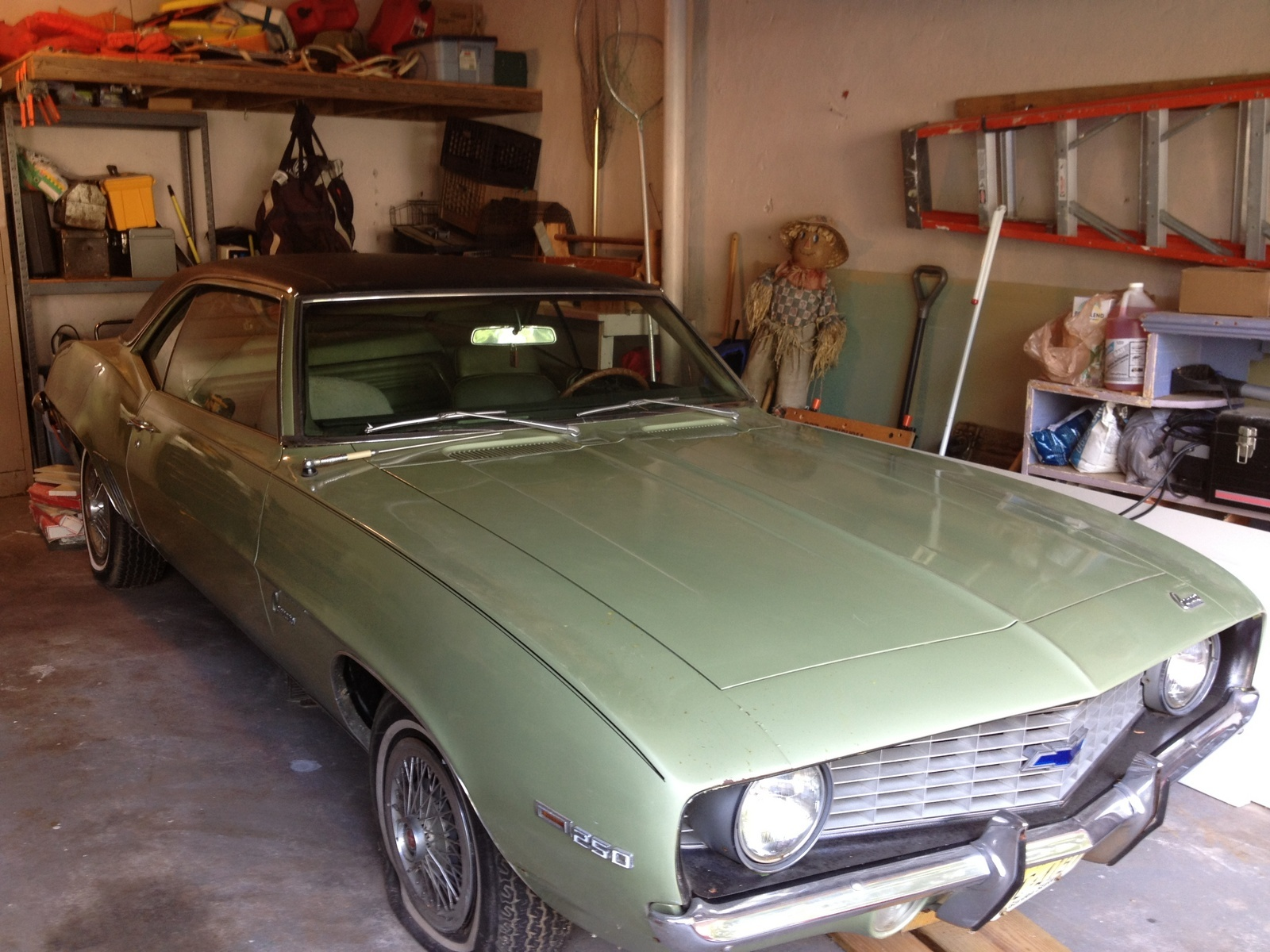 Shopping & Pricing Questions - Want to Sell 1969 Camaro 6