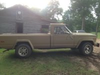 1974 Jeep Gladiator Overview