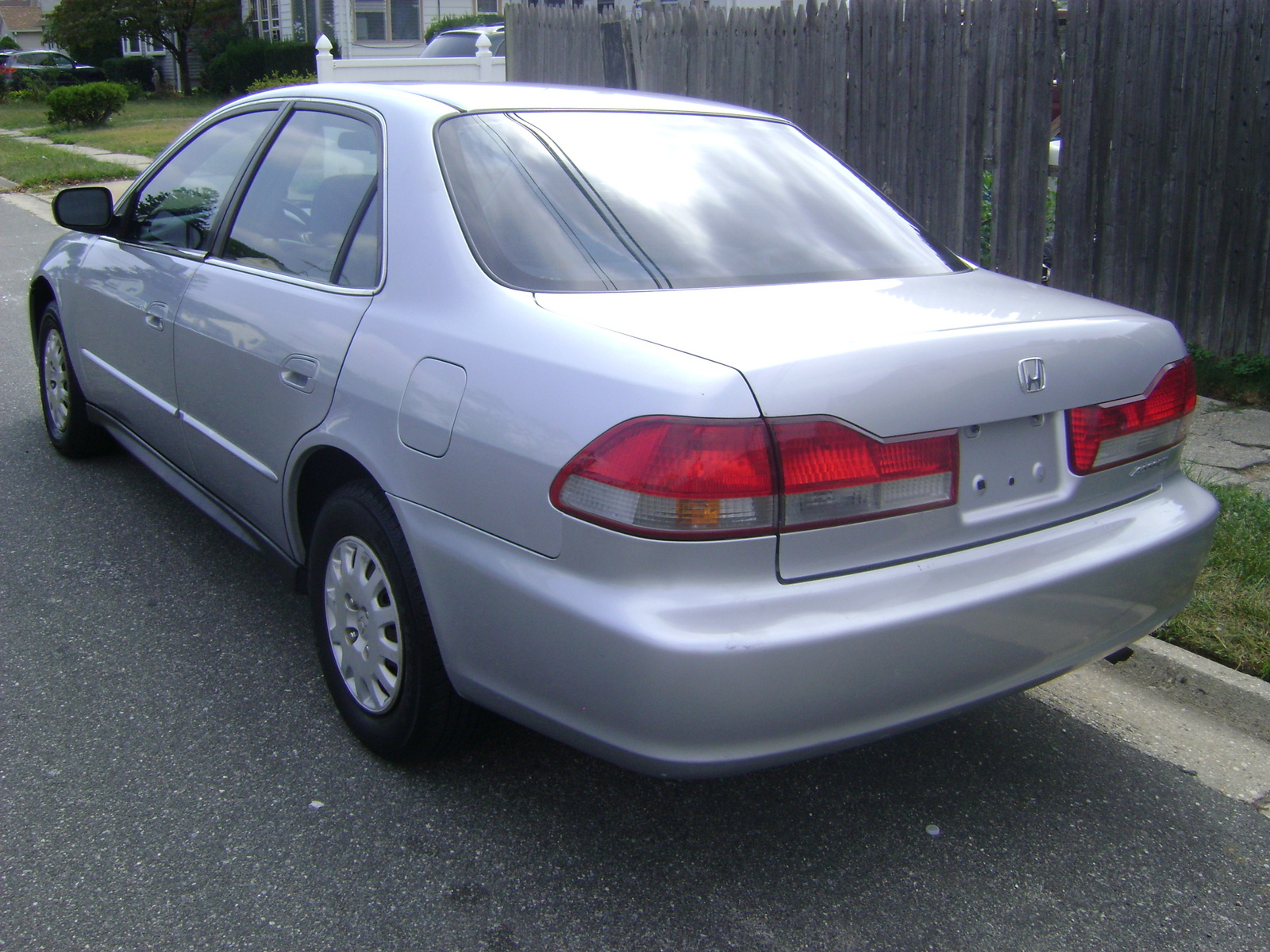 2002 Honda Accord Lx Related Infomationspecifications Weili 1999 Neutral Safety Switch Picture Of Exterior
