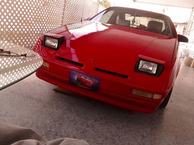 Picture of 1990 Dodge Daytona 2 Dr ES Hatchback