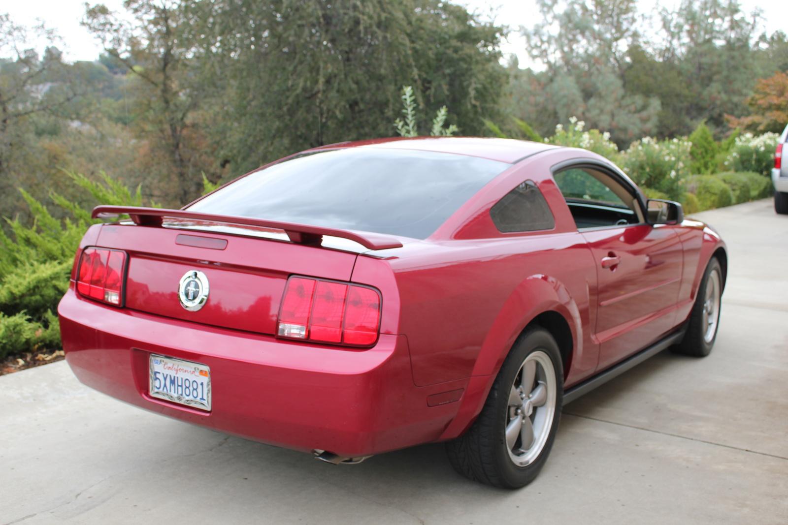 1964 Mustang V6