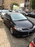 Picture of 2007 Honda Civic Coupe LX, exterior