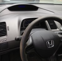 Picture of 2007 Honda Civic Coupe LX, interior