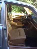 Picture of 1987 Mercedes-Benz 560-Class 560SEL Sedan, interior