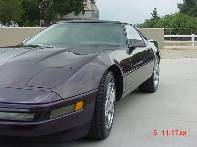 Picture of 1993 Chevrolet Corvette Coupe, exterior