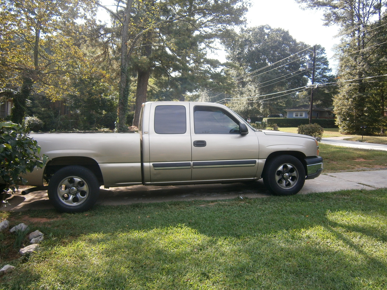 picture of 2004 chevrolet silverado 1500 ls ext cab long bed 2wd. Cars Review. Best American Auto & Cars Review