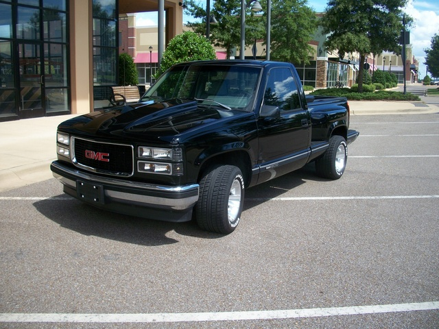 Picture of 1991 GMC Sierra 1500 C1500 SLE Standard Cab Stepside SB, gallery_worthy