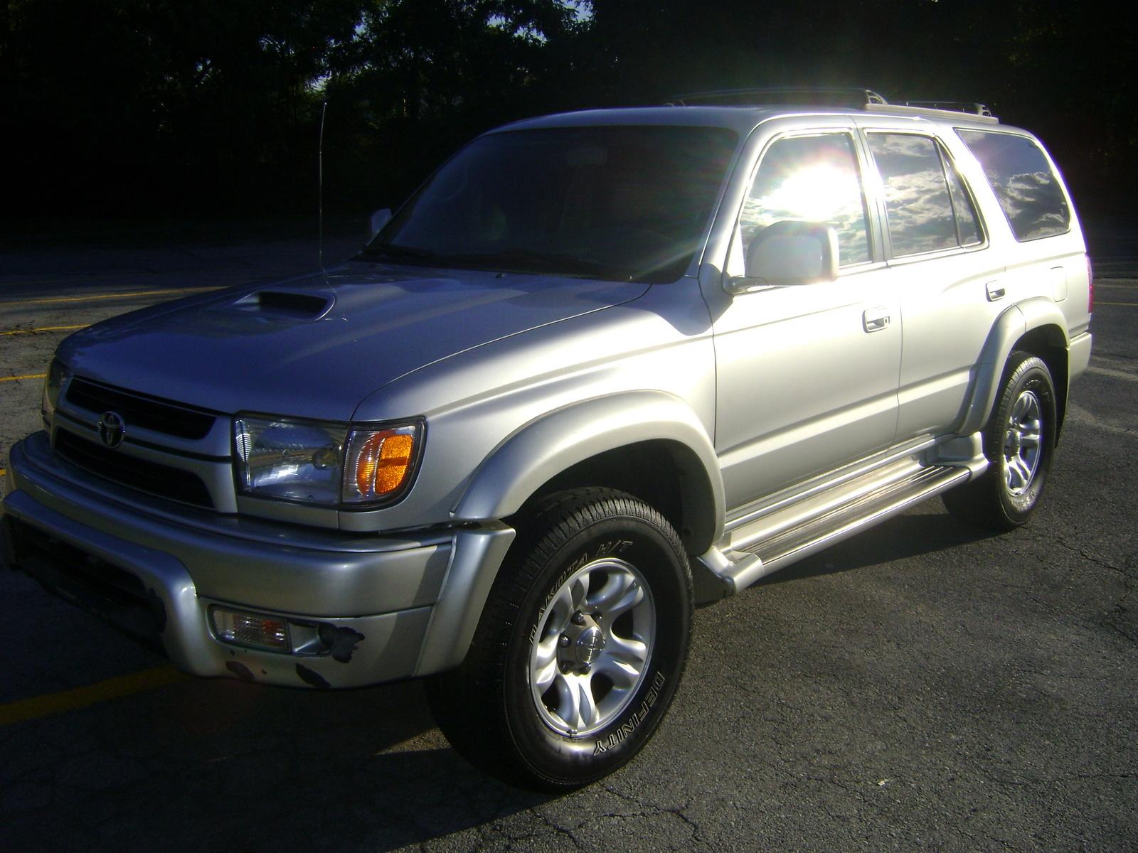 2001 Toyota 4runner Pictures Cargurus