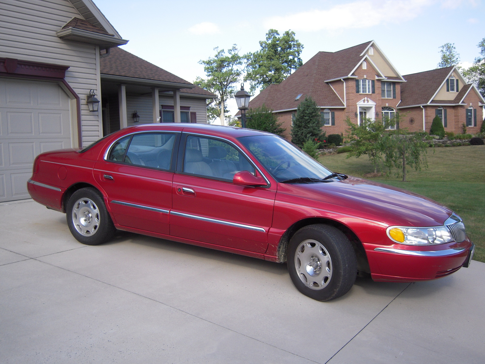 1998 Lincoln Continental - Pictures