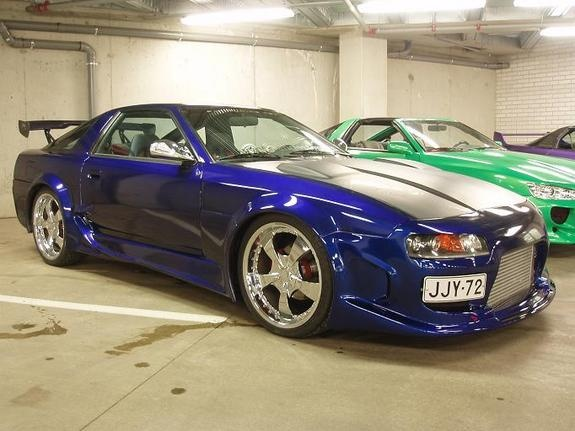Toyota Supra Questions What Front End Is This Cargurus