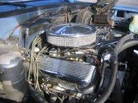 1977 GMC Sierra, 77GMC3, engine