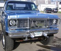 1977 GMC Sierra Picture Gallery