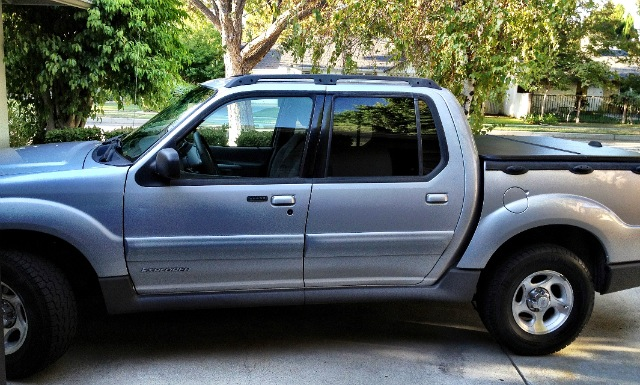 picture of 2001 ford explorer sport trac 4 dr std crew cab sb. Cars Review. Best American Auto & Cars Review