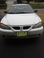 Picture of 2001 Pontiac Grand Am SE, exterior