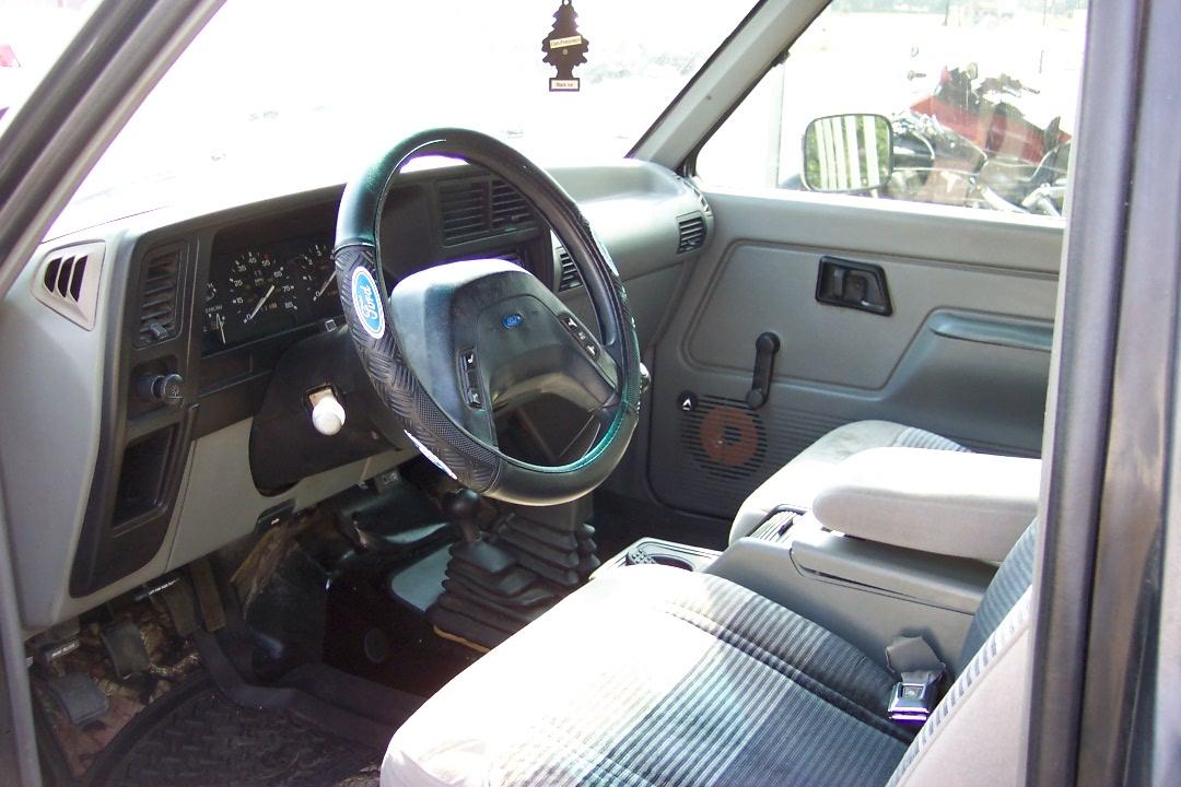 1989 Ford bronco interior trim