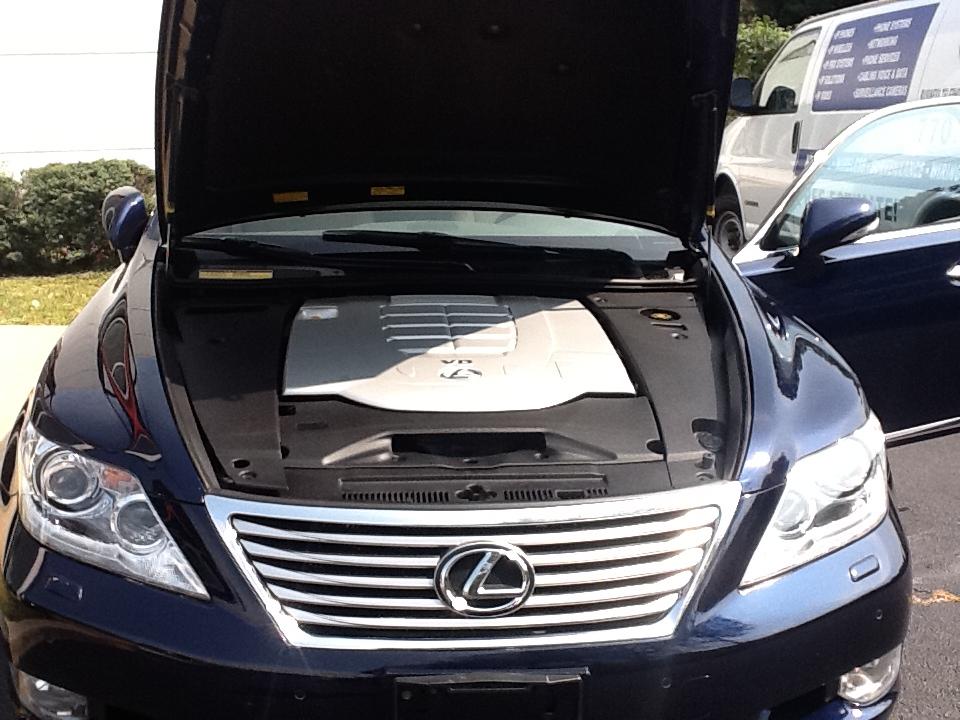 Picture of 2010 lexus ls 460 l awd engine