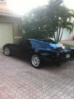 1995 Chevrolet Corvette Coupe, Picture of 1995 Chevrolet Corvette Base, exterior