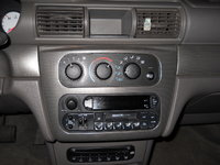 Picture of 2003 Chrysler Sebring GTC Convertible, interior