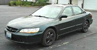 Picture of 1998 Honda Accord EX, exterior