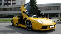 Picture of 2002 Lamborghini Murcielago STD AWD Coupe, exterior, gallery_worthy