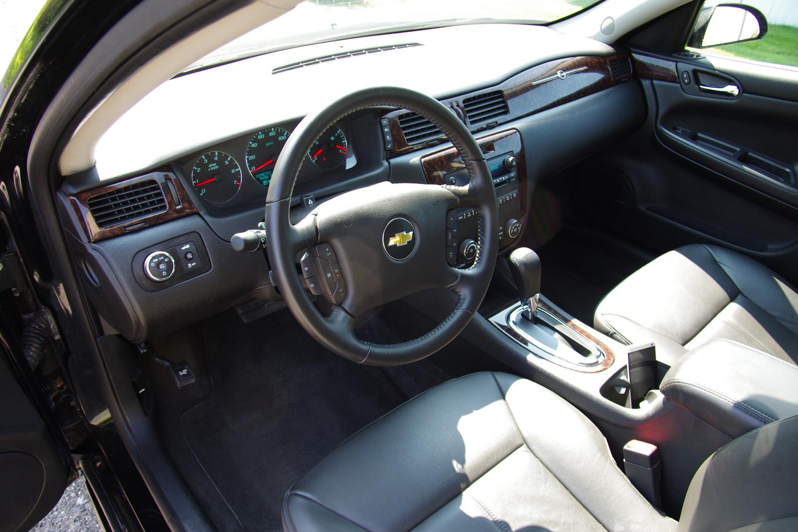 2013 chevrolet impala pictures cargurus for Chevrolet impala 2013 interior