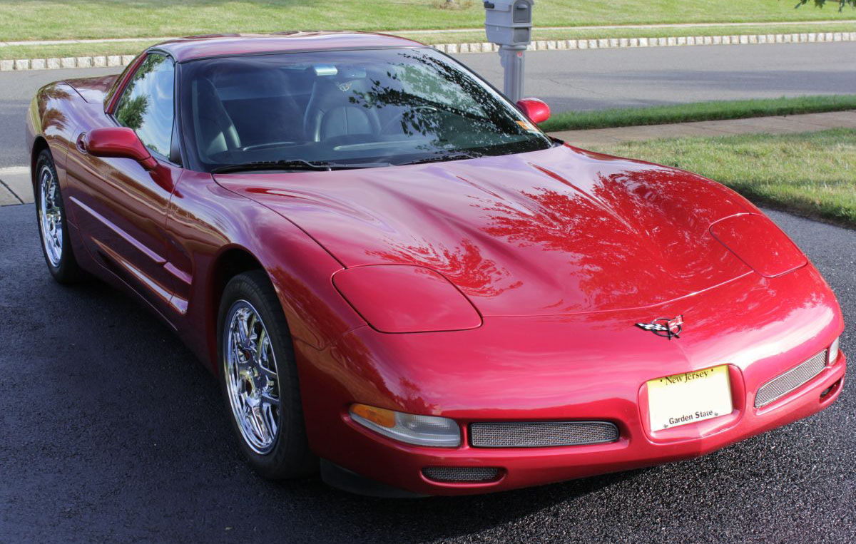 Picture of 2001 Chevrolet Corvette Coupe, exterior