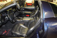 Picture of 2000 Chevrolet Corvette Coupe, interior