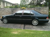 Picture of 1998 Mercedes-Benz S-Class S 420, exterior, gallery_worthy