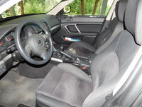 Picture of 2009 Subaru Legacy 2.5 i, interior