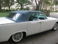 1962 Lincoln Continental Overview